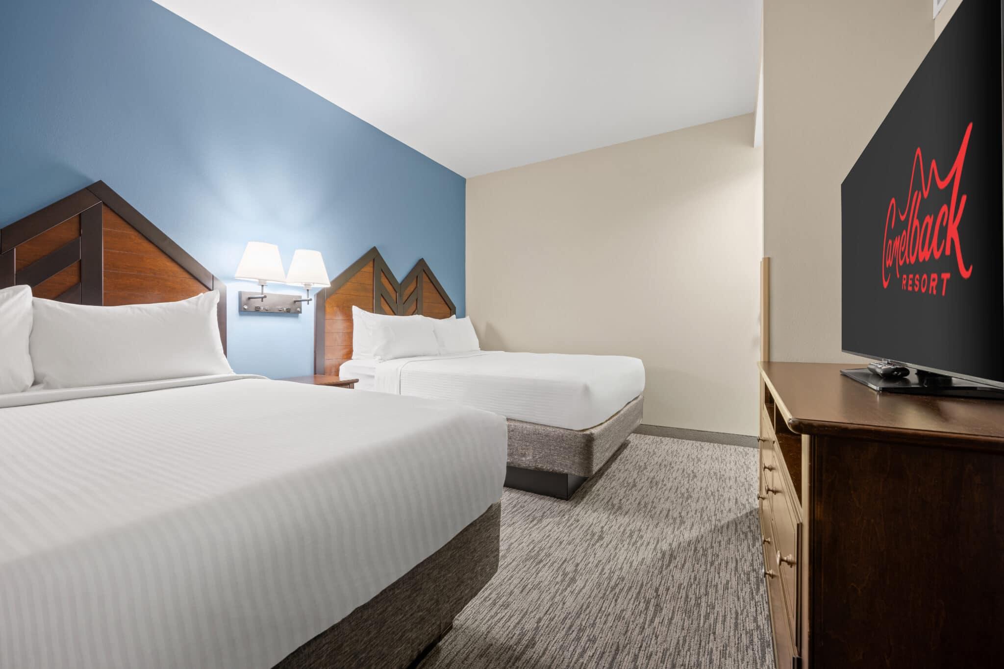 Two Bedroom Suite Room