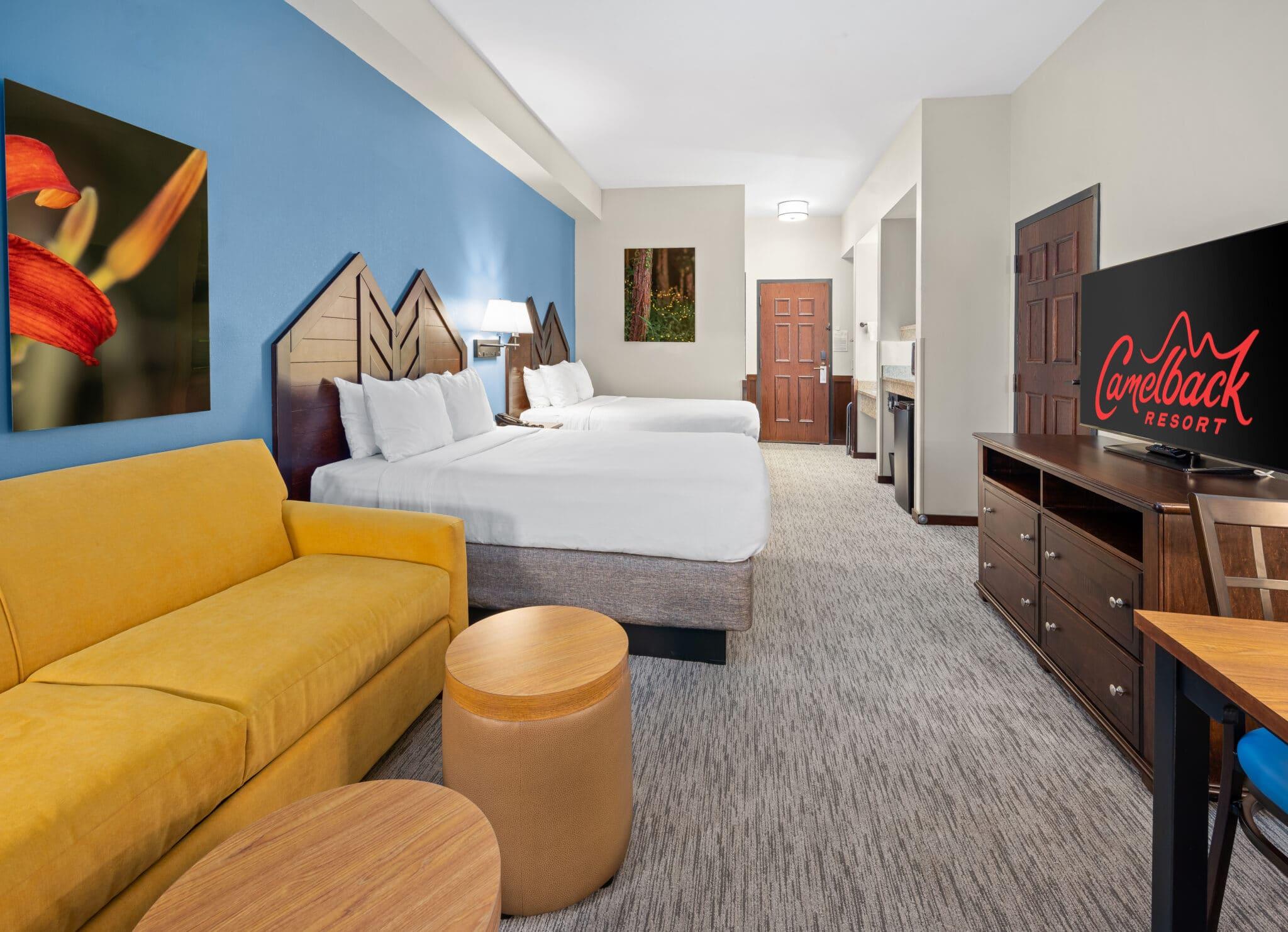 Two Bedroom Premier Loft