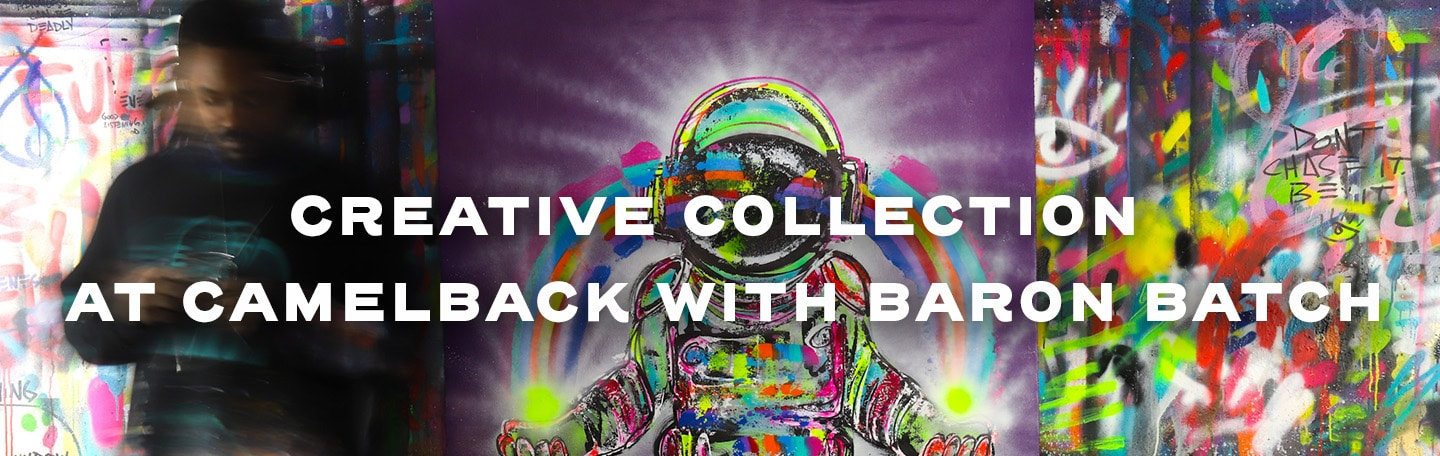 Creative Collection @Camelback – A Weekend with Baron Batch